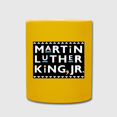 Martin Luther King JR Graphic - Full Colour Mug