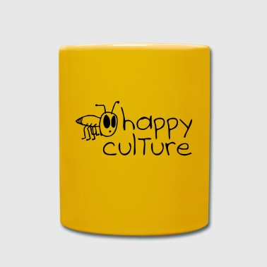 happy culture - Mug uni