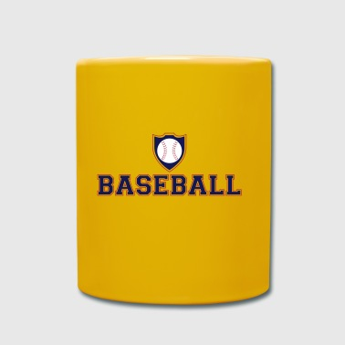 Baseball Shield - Mug uni