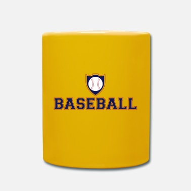 Shield Baseball Shield - Mug uni