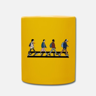 Character Cartoon Kids Graphic - Mug