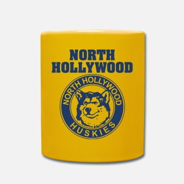 Hollywood Hollywood Graphic North Hollywood Huskies - Mug