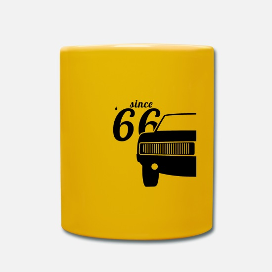 Charger Mugs et récipients - Since 1966 / Charger 1969 - Mug jaune soleil