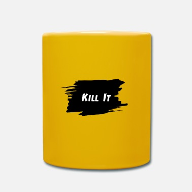Workout Kill It - pire / manipulation - Mug