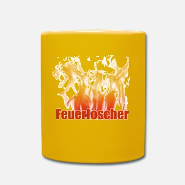 Fire fire extinguisher - Mug
