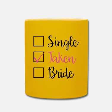 Take TAKEN - SINGLE TAKEN BRIDE (b) - Tasse