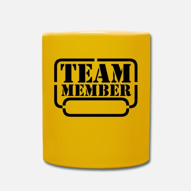 Party name your team member - Mug