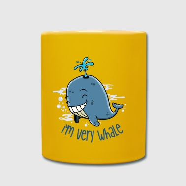 I'm very whale - Full Colour Mug