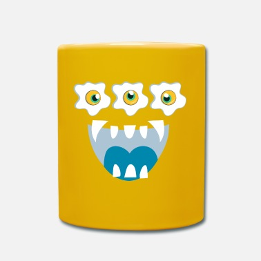 Monster on the Road - Mug