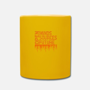 Open Open Minds Open Sources Open Informatiques futures - Mug