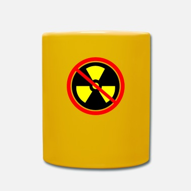 Nuclear Power Anti nuclear power Nuclear power stations Nuclear energy Atomic energy - Mug