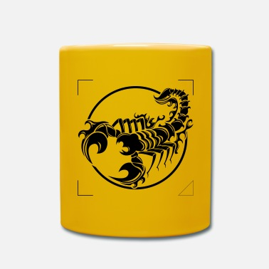 TRIBAL ESCORPION - Mug