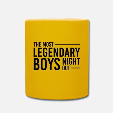 Guys Night Out Legendary boys night out - Mug