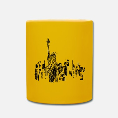 York New York - Tasse