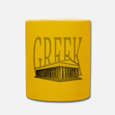 Black Greeks greek black - Mug