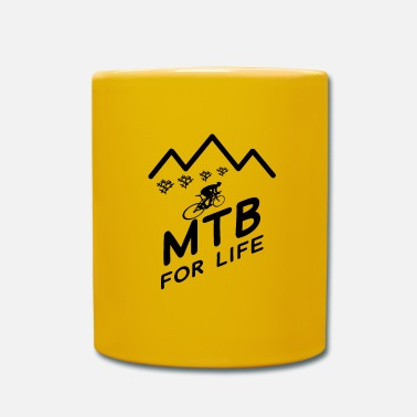 Mountain Bike Bike Mountain Bike Mountain Bike Mountain Bike MTB - Mug
