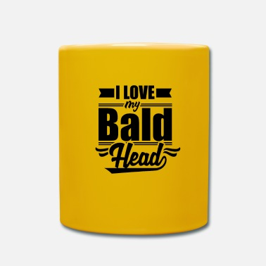 Haired No hair - Mug