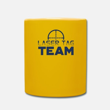 Tag Team laser tag laser tag player gift - Mug