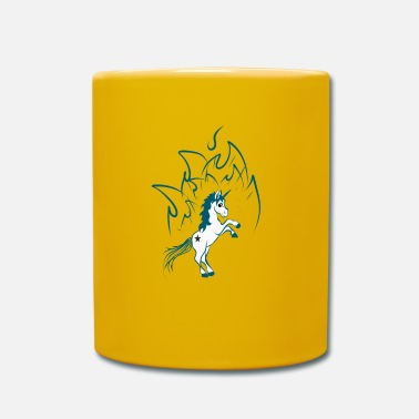 Super Unicorn Super Unicorn Blue - Tasse