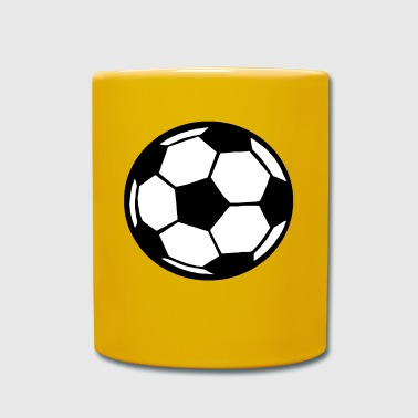 Fussball WM EM Ball Calcio Football Sport - Tazza monocolore