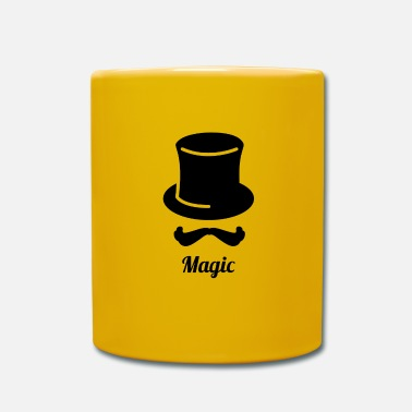 Magic Magic Magic Magician Magic Wizard Magic - Mug
