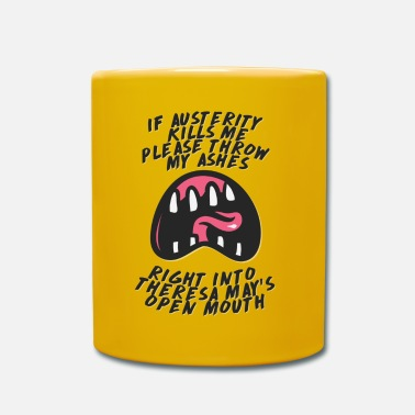 Ash Ashes to Asses - Full Colour Mug