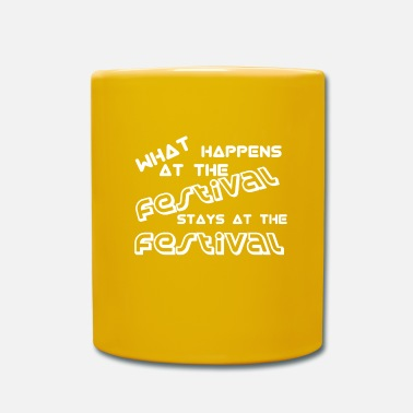 Festival festival - Full Colour Mug