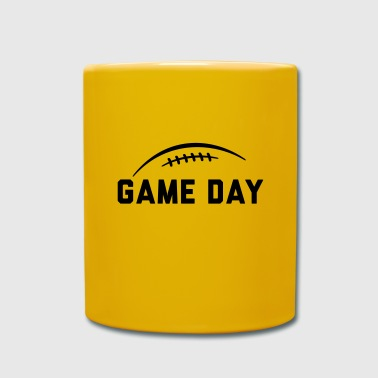GAME DAY FOOTBALL - Full Colour Mug