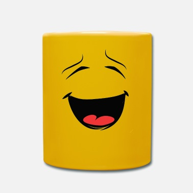 Mouth Guards Laughing mouth - Mug