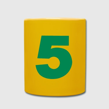 Take Five 5 - Mug uni