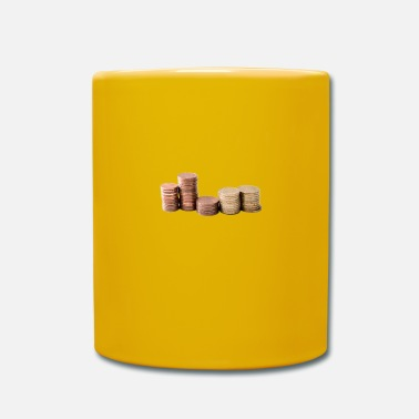 Coin coins - Full Colour Mug