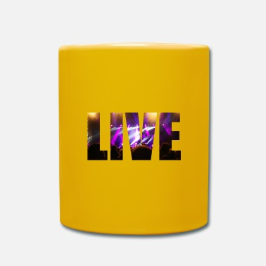 Concert Live in concert - Full Colour Mug