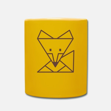 Geometric fox - Mok uni