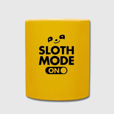 Sloth Mode (On) - Full Colour Mug