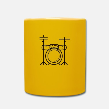 Percussion Percussion Percussion Rhyzhmus Beat Band Icon - Full Colour Mug