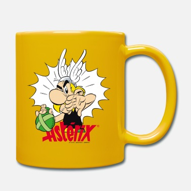Comic &amp Asterix & Obelix - Asterix with elixir Teenager T- - Mok