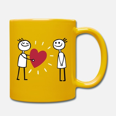 Hirsch Love declaration - Tasse