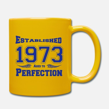 1973 1973 Established - Tasse einfarbig