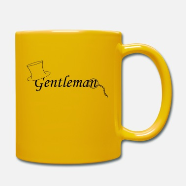 Monocle Gentleman with monocle - Mug