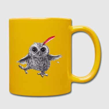 Chine Chief Red - Happy Owl - Mug uni