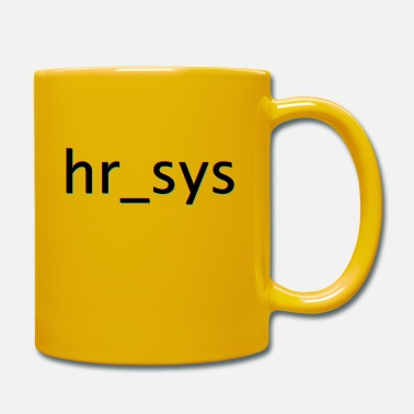 Sys hr sys - Krus