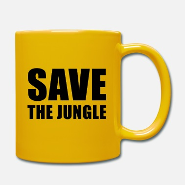 Save the jungle - Mug