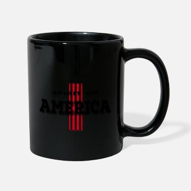 America Hot Spirit of America - Mug