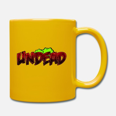 Undead Undead - Undead Comic - Full Colour Mug