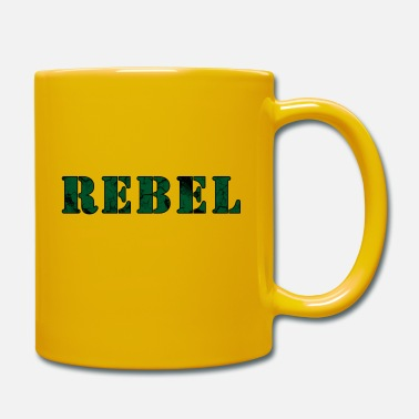 Green Rebel REBEL ARMY - Mug