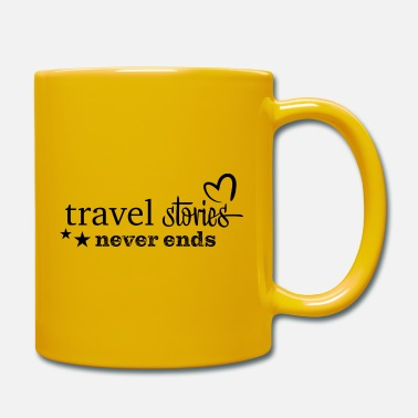 travel stories - Tasse