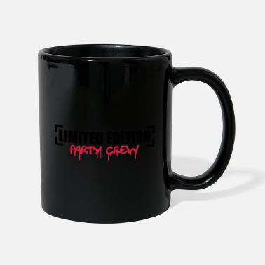 Party Machen Limited Edition Party Crew Design - Tasse