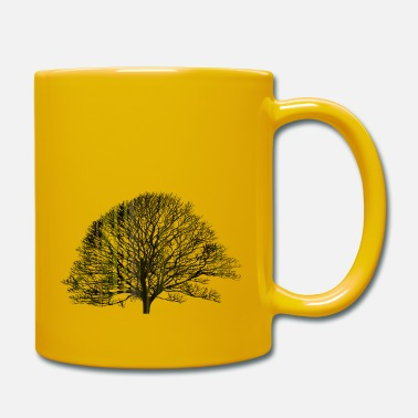 Texturas The tree and the earth - Mug