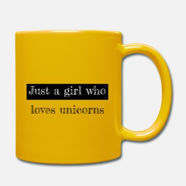 Funny Quotes floral christmas present unicorn lover - Tasse