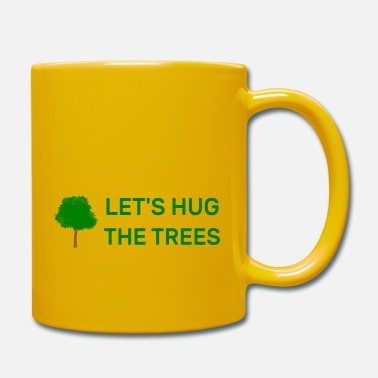 Tree Hugs - Tasse